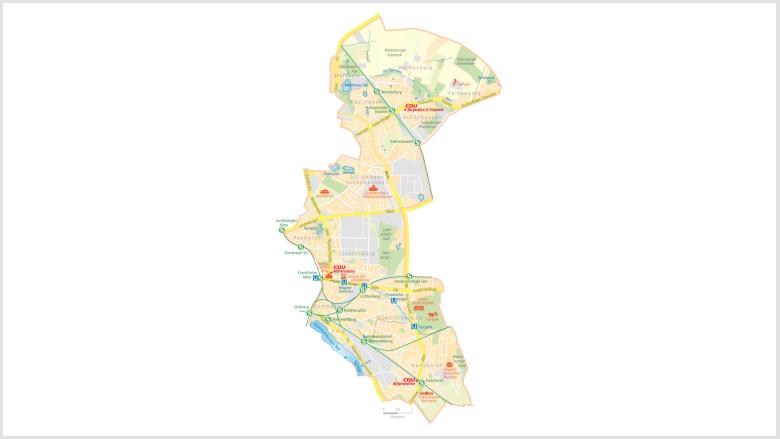 Mein Wahlkreis und Heimatbezirk Lichtenberg